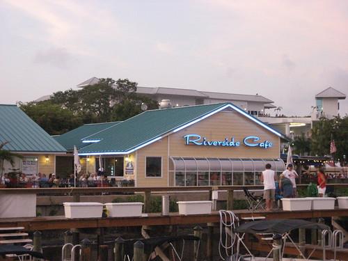 Riverside Cafe Palmetto