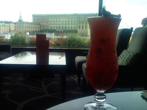 Grand Hotel Stockholm Brunch