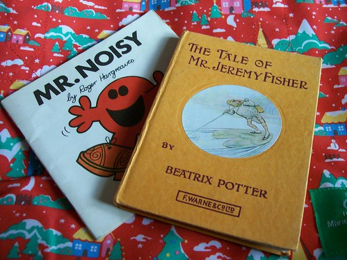 Vintage childrens Books | by Katy's Clutter