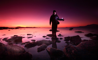 Strobe sunrise | by Paddy McDougall