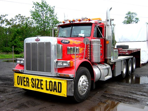 Trans American Trucking Service Peterbilt Out Of South