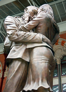 2) The Meeting Place, St. Pancras, London | by Dafydd and Sarahs Photographs