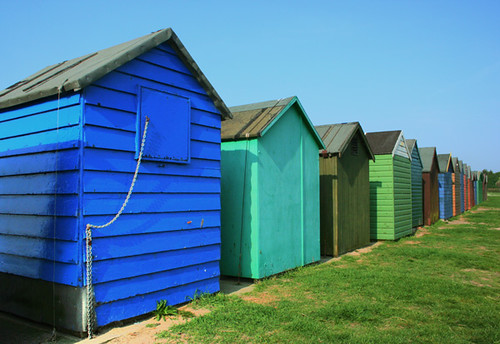 Beach Hut Series 13 | by sminky_pinky100 (In and Out)