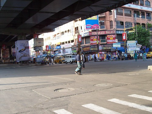 Purba. Gariahat crossing. Kolkata | by BLANK NOISE SITE IDENTIFIED
