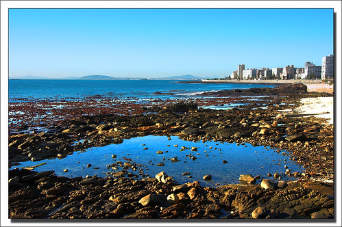 Rock Pool Sea Point Cape Town South Africa Ian Junor Flickr