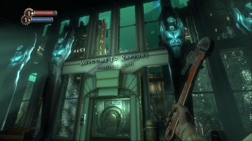 BioShock welcome | by PlayStation.Blog