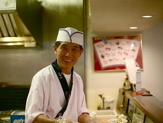 Haru Sushi Cafe Menu