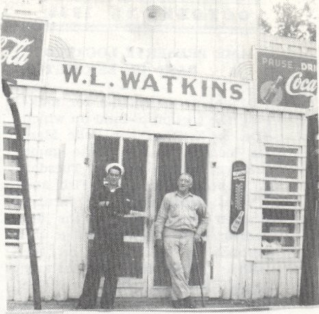 W.L. Watkins | by Pioneer Library System