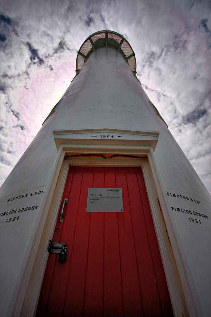 ... Cape Egmont Lighthouse Door | by troyarkley & Cape Egmont Lighthouse Door | troyarkley | Flickr Pezcame.Com
