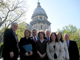 Elmhurst College President S. Alan Ray Leads Trip to Capital | by Elmhurst College