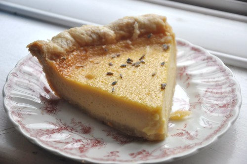 Lavender and Honey Pie | by nycblondieandbrownie