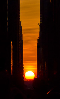 Manhattanhenge | by GRI SHA