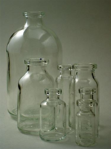 Bottles to Cover | by CraftyGoat