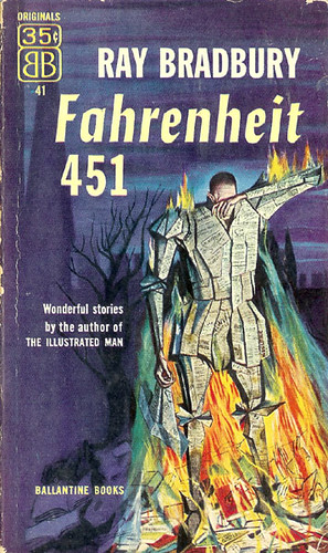 fahrenheit 451 clarisse similes The character of clarisse, a 17 year old girl with peculiarities in the novel fahrenheit 451 by ray bradbury, sparks a change within montag validating bradbury's message that independent.
