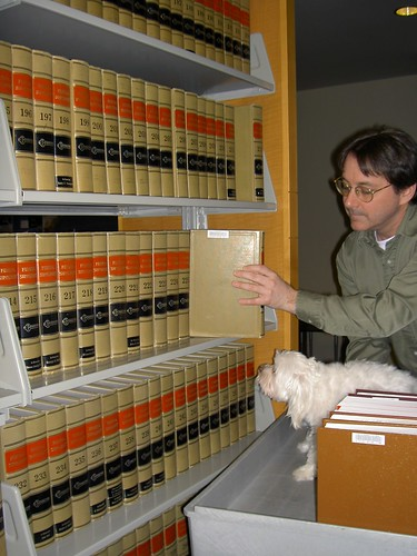 Sniffing Out Locations | by Seattle University Law Library