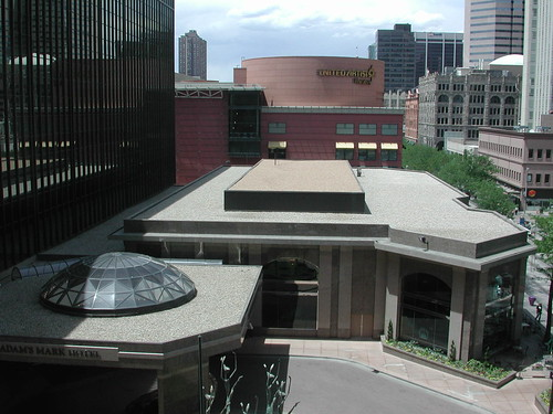 Adams Mark Hotel Kansas City Stadium
