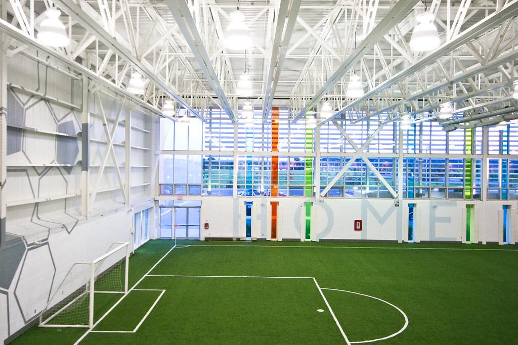 Brampton Soccer Center