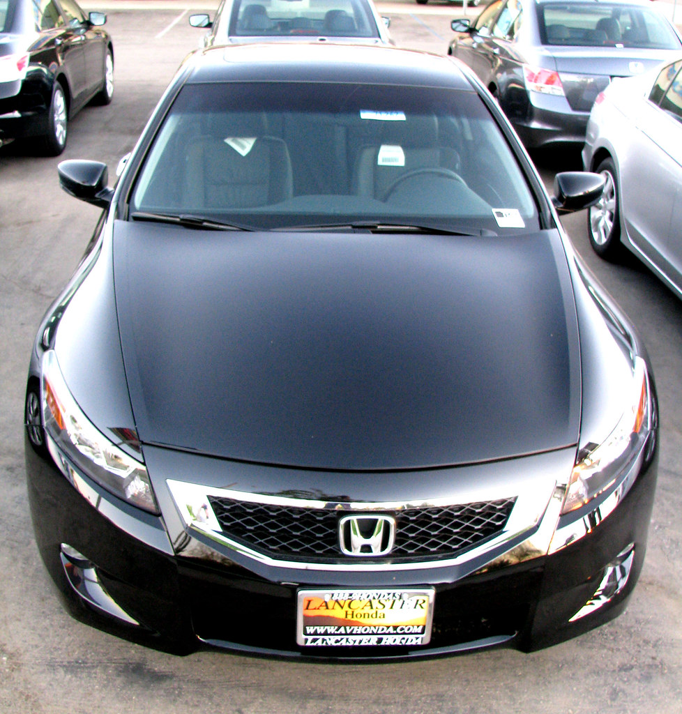 ... 2009 Honda Accord Coupe | By Rennett Stowe