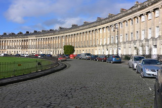 Royal Crescent in Bath | by heatheronhertravels