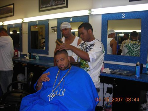 Dj Khaled Haircut
