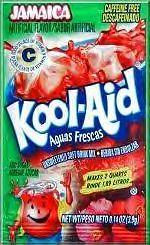Jamaica kool aid