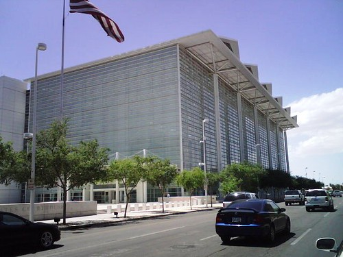Sandra Day O'Connor courthouse in her glory | by Ron Coleman