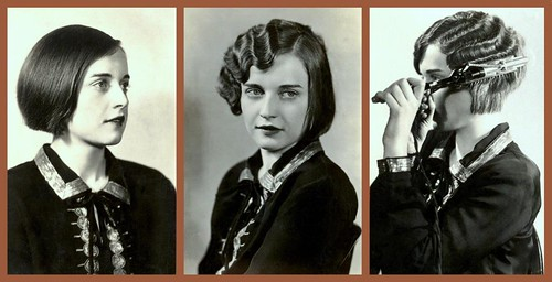 THE ROARING 20s -- HOW THE FLAPPER GIRLS DID IT -- 1, 2, 3 ...