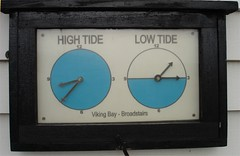 High Tide - Low Tide | by bartmaguire