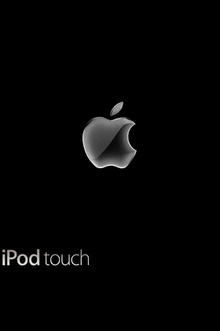 ipod touch wallpaper apple logo ipod touch rodey seijkens flickr. Black Bedroom Furniture Sets. Home Design Ideas