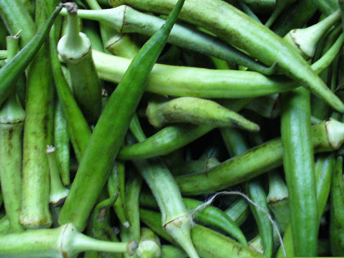 Okra | by The Hungry Cyclist