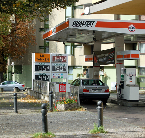 Germany Gas Prices Increase People Abandon Cars