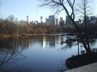 Central Park Lake, February 2009 | by Globetrotting in Heels