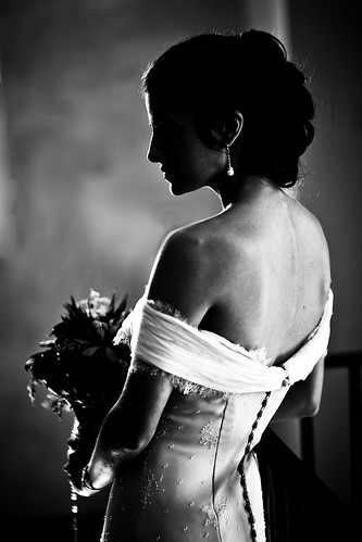 Bride Silhouette | by Eyebeam Photography