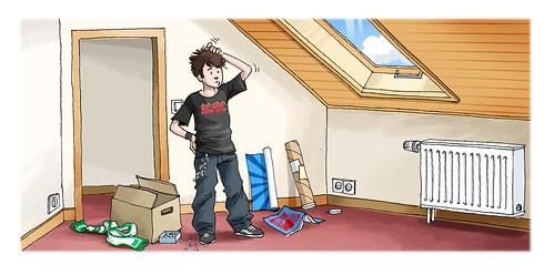 wie soll ich mein zimmer einrichten matthias pfl gner flickr. Black Bedroom Furniture Sets. Home Design Ideas