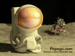 Popego on the Moon | by Santi Siri