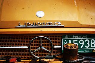 Unimog | by red alder ranch