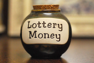 [326/365]  Lottery Money | by Lisa Brewster