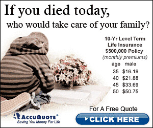 ... Term Life Insurance Policy | By AccuQuote.com