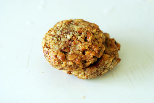 People's Almond Cookies | by swellvegan
