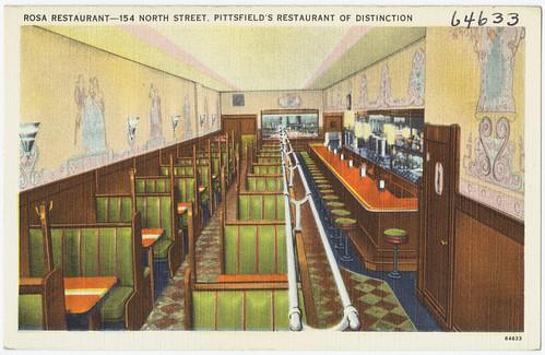 Restaurants In Pittsfield Pa