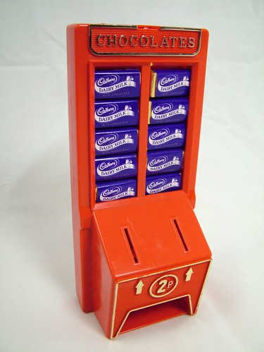 Cadbury Chocolate Machine Argos