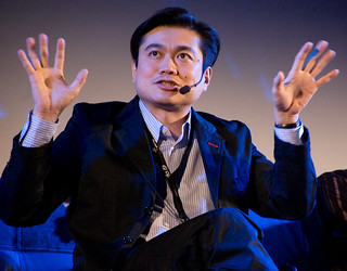 Joi Ito at SIME '08 | by Citizen Media Watch