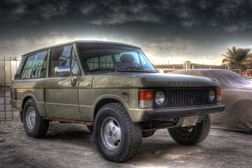 "Range Rover 82'    ""My Love"" 
