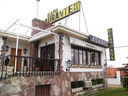 Restaurante la campana ver art culo en mi blog en enlace for Restaurante la campana barcelona