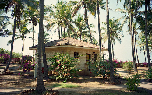 OUR COTTAGE, Sterling Vagator Beach Resort, Vagator, Goa, India | by kk_wpg
