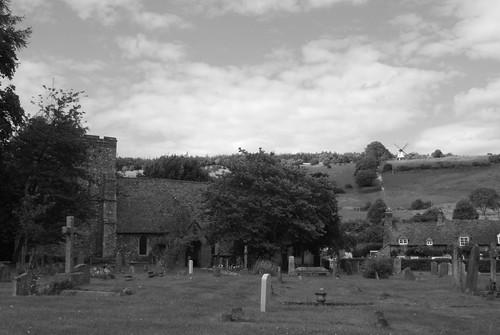 St Mary's church, Turville | by RWM