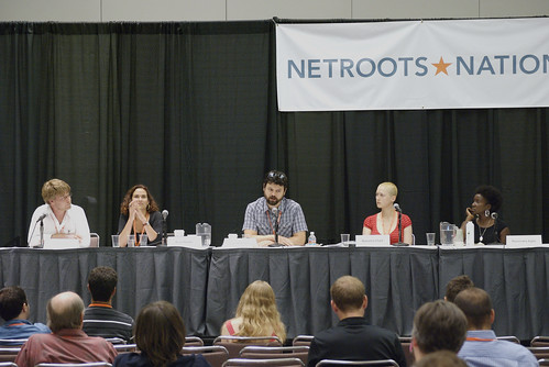 Netroots Nation panel | by Friends of the Earth U.S.