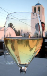 sunset in local-wine glass | by :: Wendy ::