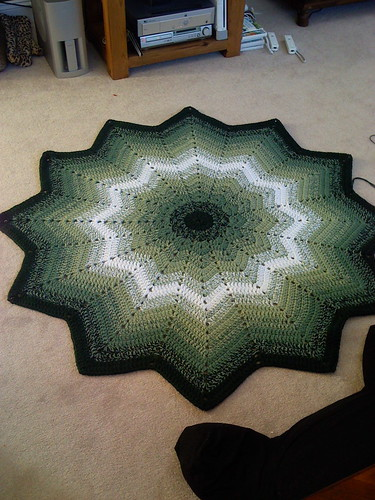 Round Ripple Afghans Flickr
