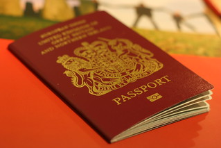 New Passport has arrived | by Chris Fleming